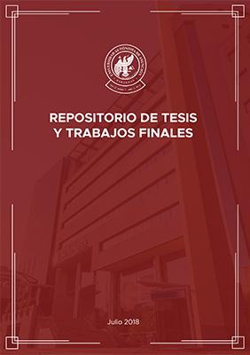 Tesis y Trabajos Finales defendidos en Julio 2018